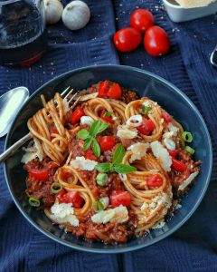 Spaghetti Bolognese – total einfach und lecker