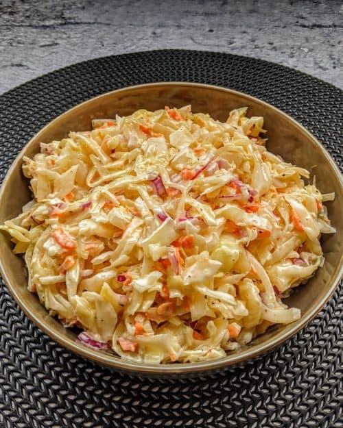 Coleslaw  – Ganz einfach selbst machen