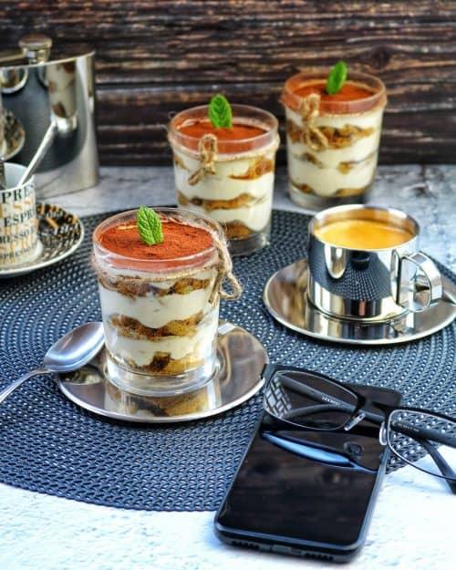 Tiramisu im Glas ohne Ei – Total einfach