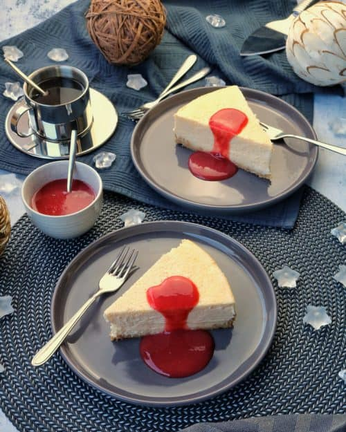 New York Cheesecake – Mein bestes Rezept