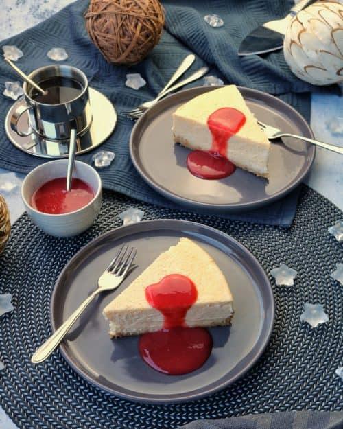 New York Cheesecake – Mein bestes Rezept