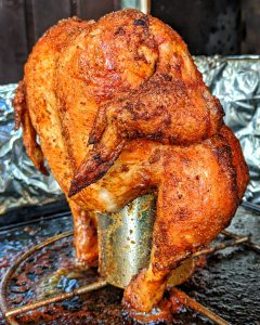 Bierdosenhähnchen – Beer can chicken