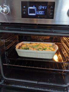 Ofen Makkaroni alla Mama im Ofen