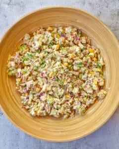 Thunfischsalat – Einfaches und gesundes Rezept