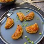 Thunfisch-Blätterteigtaschen – Empanadas