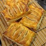 Apfeltaschen mit Blätterteig – Schnell und einfach selbst gemacht